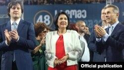 """""""ქართული ოცნების"""" საპრეზიდენტო კანდიდატი - 48"""