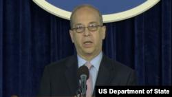 美国国务院亚太事务助理国务卿拉塞尔(图片来源:美国国务院)