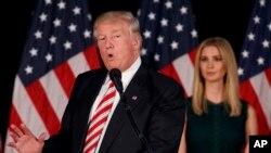 Donald Trump participará este miércoles de un mitin en Ohio.