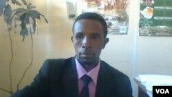 Umnumzana Mqondisi Moyo umkhokheli webandla leMthwakazi Republic Party