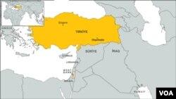 Diyarbekir, Diyarbakir map