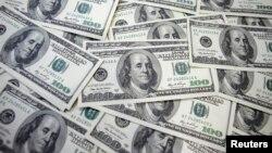 미화 100달러 지폐 (자료사진)