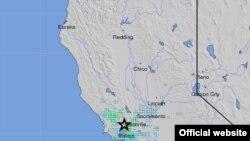 Oblast Kalifornije pogodjena zemljotresom