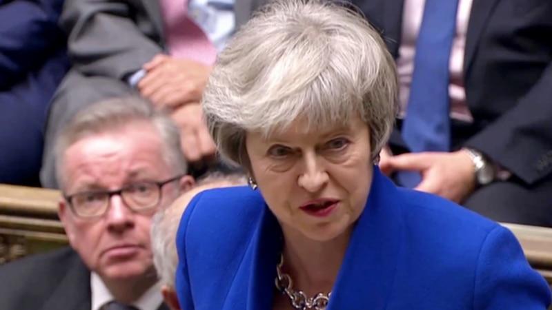 برطانوی وزیرِ اعظم کے خلاف عدم اعتماد کی تحریک ناکام