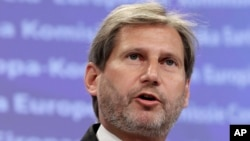Johanes Han, novoimenovani evropski komesar za evropsko susedstvo i pregovore o proširenju