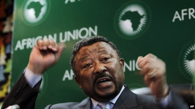 African Union Commission chairperson Jean Ping (File Photo)