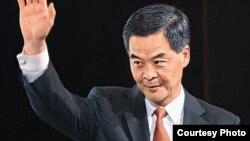 香港特首梁振英