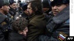 Rusya'da Putin Karşıtı Gösteriler