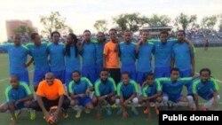 Kilabii MN,Oromo United ta dorgommii OSFNA bara 2014 moote