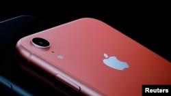 苹果手机去年年底在中国及周边地区的销售大幅下滑