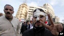 美歐呼籲埃及儘快轉移權力