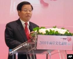 中国文化部长蔡武