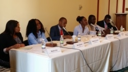Report on Mandela Washington Fellowship For Young African Leaders Filed By Ntungamili Nkomo