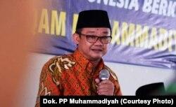 Sekretaris Umum PP Muhammadiyah, Abdul Mu'ti (courtesy: Dok. PP Muhammadiyah)