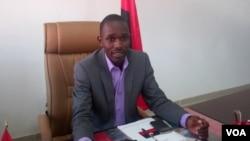 Administrador municipal de Caculama Joaquim Virgílio Gomes