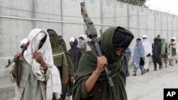 گزارش افشا شده در مورد همکاری پاکستان با طالبان