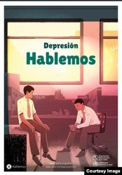 OMS: La depresión es una epidemia silente que tiene tratamiento y el primer paso es hablar.