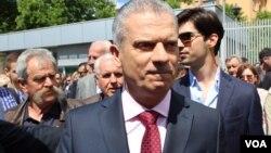 Fahrudin Radončić napušta Sud BiH nakon oslobađajuće prvostepene presude