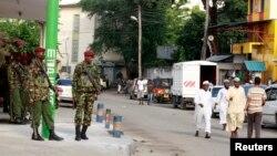 Baadhi ya waumini wa kiislam nchini Burundi
