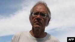 Họa sĩ Lars Vilks, tác giả của bức biếm họa gây tranh cãi