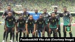 Basani ya AS Vita club, na stades des martyrs na Kinshasa, le 29 janvier 019. (Facebook/AS Vita club)