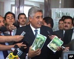 اظهارات وزیر زراعت افغانستان در مورد عوامل کاهش عواید زراعتی افغانستان