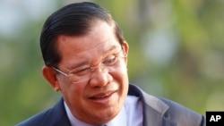 PM Kamboja Hun Sen (Foto: dok).