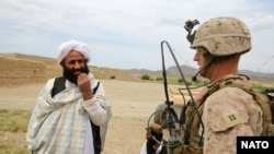 دها هزار نظامی امریکایی افغانستان را ترک کرده است