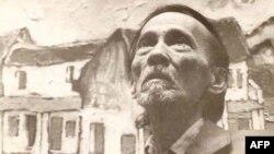 Chân dung họa sĩ Bùi Xuân Phái