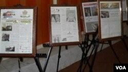 دراین نمایشگاه بیشتر از ۴۰۰ عنوان آثار مطبوعاتی حوزه غرب افغانستان به نمایش در آمده است