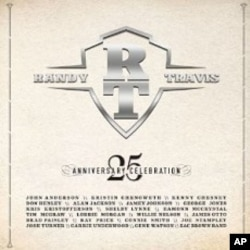 "Randy Travis' ""Anniversary Celebration"" CD"