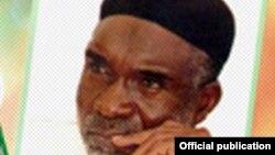Gwamna Murtala Nyako na Jihar Adamawa da majalisar dokokin jihar ta tsige