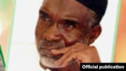 Gwamna Murtala Nyako na Jihar Adamawa da aka tsige