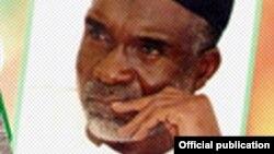 Gwamna Murtala Nyako na Jihar Adamawa