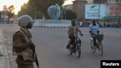 Ouagadougou, capital do Burkina Faso