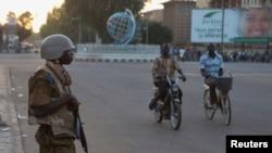 Ouagadougou, capital do Burkina Faso