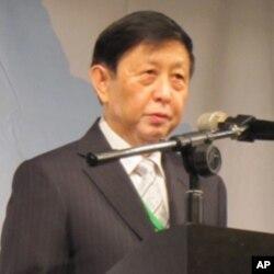 中國前環保部副部長 王玉慶