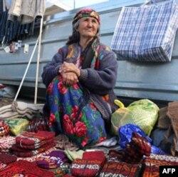 Ashgabat bozorlarida