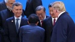 时事大家谈:G20美中峰会:特朗普与习近平谁得谁失?