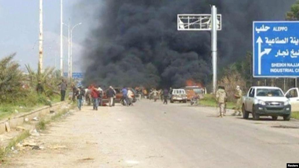 Siri, incidente të përgjakshme gjatë evakuimit të civilëve