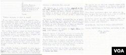 Carta Sedrick Carvalho