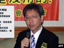 台湾司法改革基金会董事 林永颂律师
