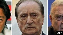 Eugenio Figueredo, ancien vice-président de la Fifa