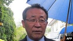 Перший заступник міністра закордонних справ КНДР Кім Кі Ґван
