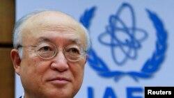 Giám đốc Cơ quan Nguyên tử năng IAEA Yukiya Amano