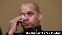 Komisyonda ifade veren polis memurlarından Aquilino Gonell