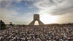 تظاهرات مسالمت آمیز مخالفان دولت در خرداد ماه ۱۳۸۸