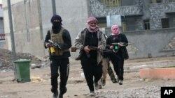 Falluja, Iroq, 5-yanvar, 2014-yil