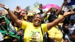 ANC International Relations Chair Says There is a Crisis in Zimbabwe