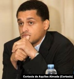 Aquiles Almada, professor universitário e analista político, Cabo Verde